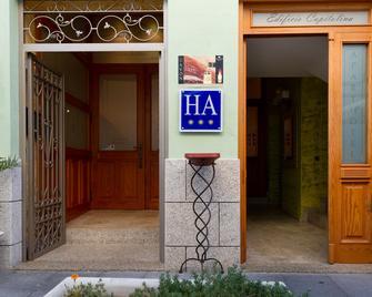아파트호텔 카피톨리나 - 메리다 - 건물
