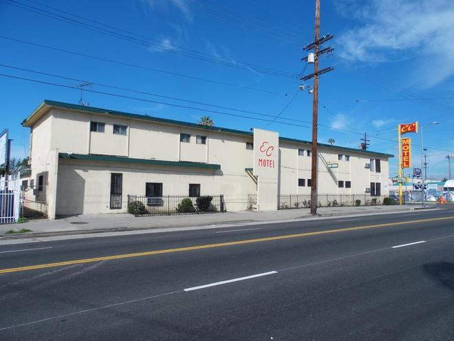Ec Motel - Los Angeles - Toà nhà