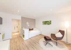 Novum LikeApart Hotel Fürth - Fürth (Bayern) - Schlafzimmer