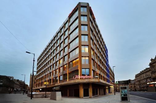 Hampton by Hilton Newcastle - Newcastle upon Tyne - Rakennus