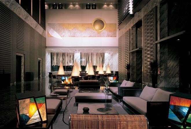 Hotel Villa Fontaine Grand Tokyo-Shiodome - Tokyo - Lobby