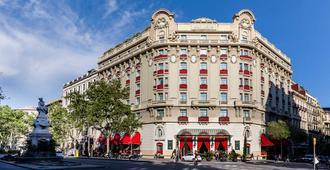 El Palace - Barcelona - Bangunan