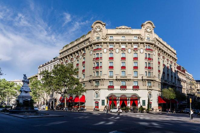 El Palace - Barcelona - Building