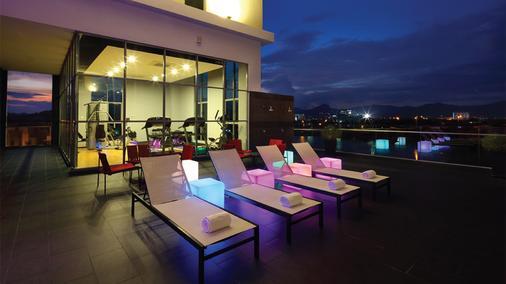 Kip Hotel Kuala Lumpur - Kuala Lumpur - Parveke