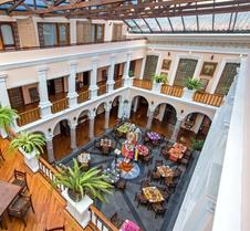 安達盧斯露台酒店 - 基多