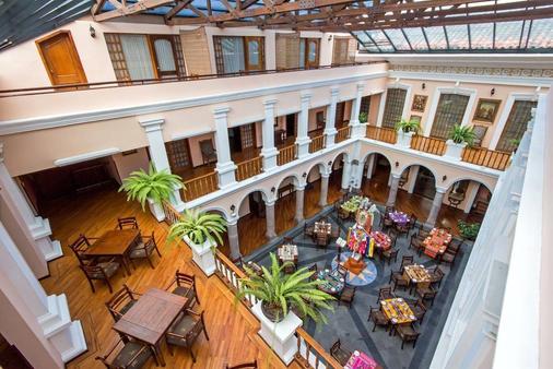 安達盧斯露台酒店 - 基多 - 基多 - 建築