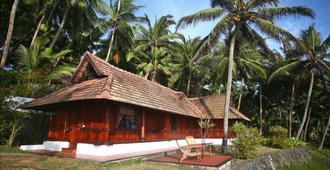 Niraamaya Retreats Surya Samudra - Thiruvananthapuram - Κτίριο
