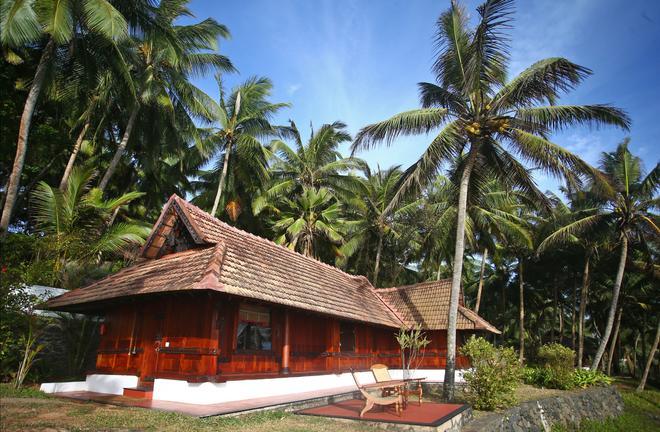 Niraamaya Retreats Surya Samudra - Thiruvananthapuram - Edifício