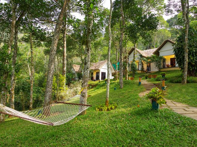 Niraamaya Retreats Cardamom Club - Thekkady - Θέα στην ύπαιθρο