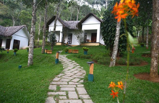 Niraamaya Retreats Cardamom Club - Thekkady - Κτίριο