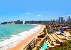 Esmeralda Praia Hotel - Natal - Ranta