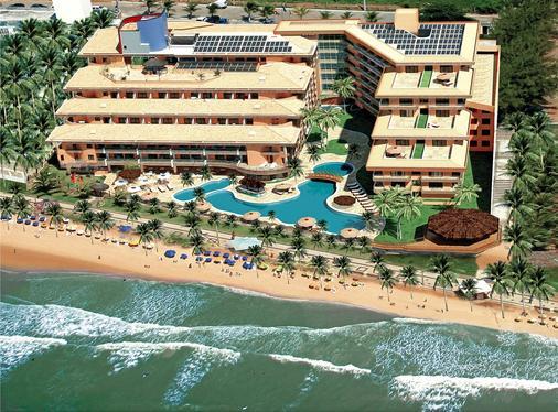 Esmeralda Praia Hotel - Natal - Rakennus