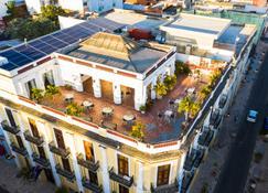 Gran Hotel Europa In The Heart Of Colonial City - Santo Domingo - Edificio