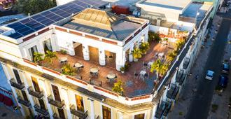 Gran Hotel Europa In The Heart Of Colonial City - סנטו דומינגו - בניין