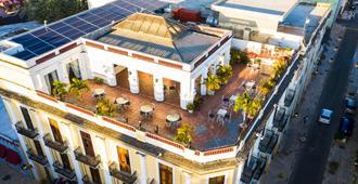 殖民城中心歐羅巴格蘭飯店 - 聖多明各