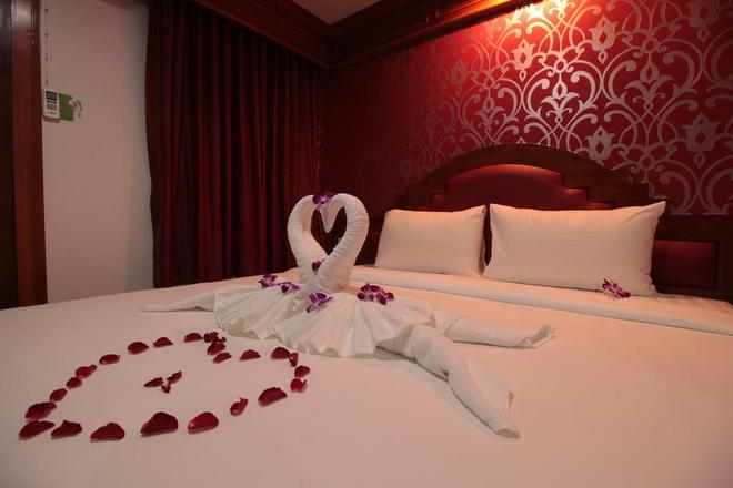 Taj Phuket Inn - Phuket City - Bedroom