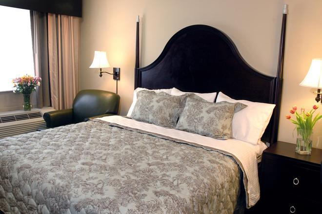 Inn at Mulberry Grove - Savannah - Makuuhuone