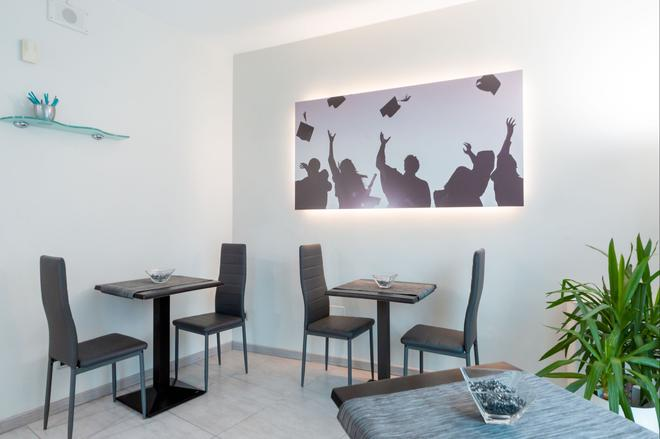 Hotel University - Bolonia - Restaurante