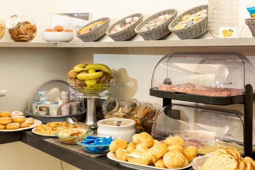 Hotel University - Bologna - Buffet