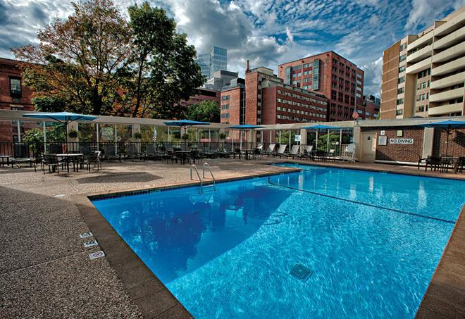 Wyndham Boston Beacon Hill - Boston - Bể bơi