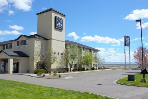 Red Lion Inn & Suites Jerome Twin Falls - Jerome - Gebäude