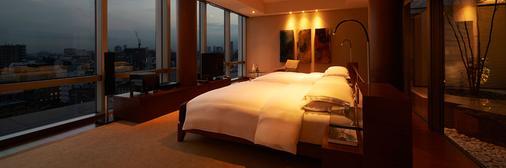 東京君悅酒店 - 東京 - 臥室