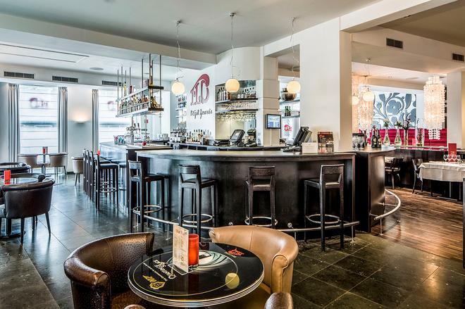馬斯特里赫特 - 罕布希爾伊登設計酒店 - 馬斯垂克 - 馬斯特里赫特 - 酒吧