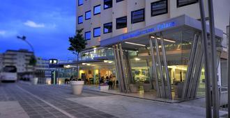 Mediterraneo Palace Hotel - Ragusa - Κτίριο