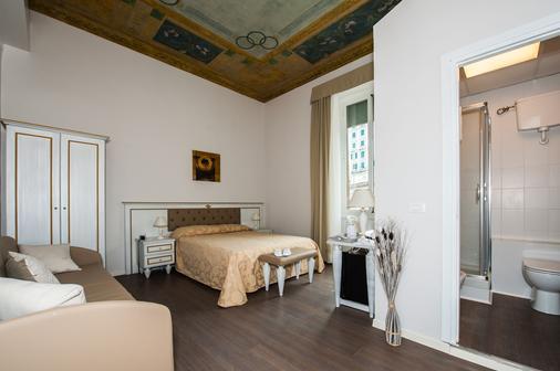 Hotel Genova Liberty - Genua - Schlafzimmer