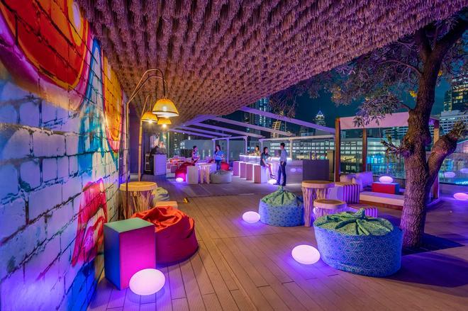 Novotel Bangkok Platinum Pratunam - Bangkok - Bar
