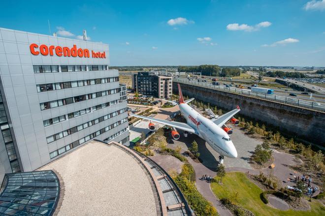 Corendon Village Hotel Amsterdam - Badhoevedorp - Gebäude