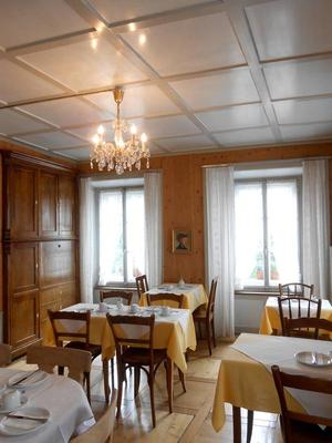 Hotel Trais Fluors - Celerina/Schlarigna - Restaurant