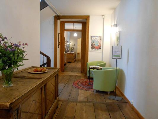 Hotel Trais Fluors - Celerina/Schlarigna - Hallway
