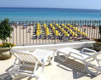 Hotel Egitarso Sul Mare - San Vito Lo Capo - Rooftop