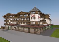 Hotel Tipotsch - Stumm - Edificio