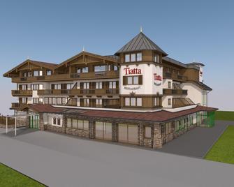 Hotel Tipotsch - Stumm - Gebäude