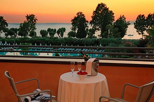 Hotel Caesius Thermae & Spa Resort - Bardolino - Μπαλκόνι