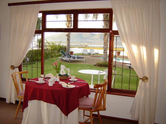 Point Lodge - Knysna - Dining room