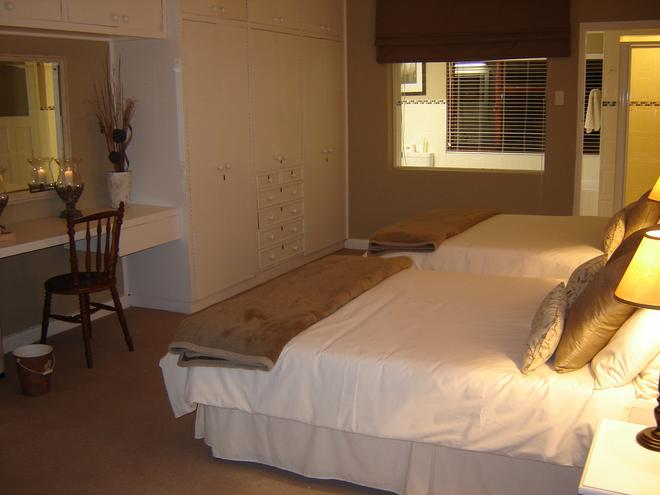 Point Lodge - Knysna - Bedroom