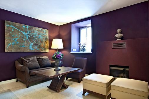 Lasserhof Salzburg - Salzburg - Living room