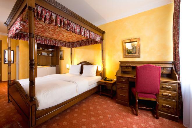 國王一級酒店 - 慕尼黑 - 慕尼黑 - 臥室