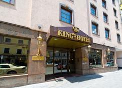 King's Hotel First Class - Munich - Building