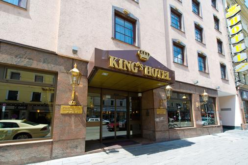 King's Hotel First Class - Munich - Building