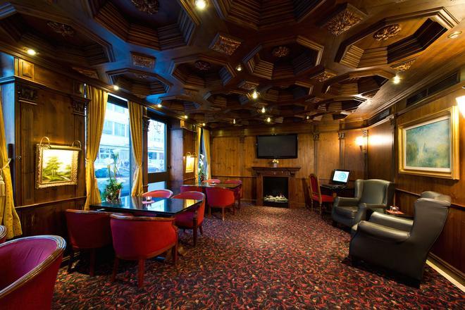 King's Hotel First Class - München - Oleskelutila