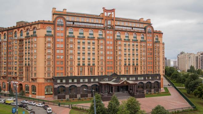 Mfk格爾尼酒店 - 聖彼得堡 - 建築