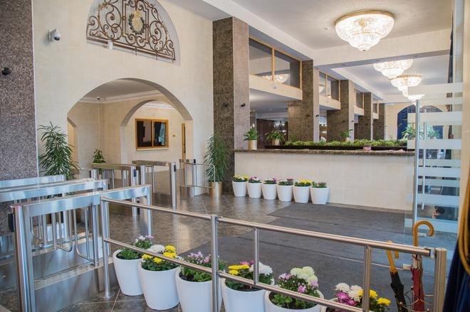 Mfk格爾尼酒店 - 聖彼得堡 - 大廳