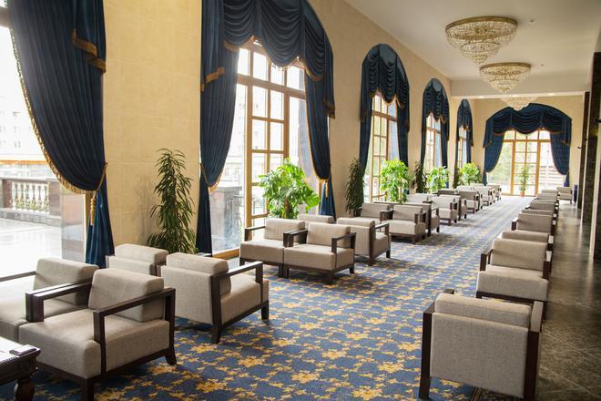 Mfk格爾尼酒店 - 聖彼得堡 - 休閒室