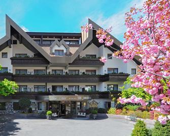 Hotel Vier Jahreszeiten - Сіландро - Building