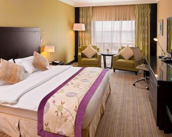 Crowne Plaza Jeddah - Джеддах - Bedroom