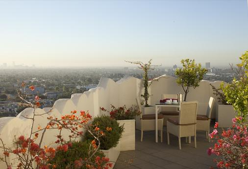 Sunset Tower Hotel - West Hollywood - Balcony